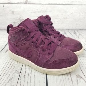 Nike Air Jordan 1 Mid Girls